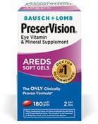 Eye Health Supplements box