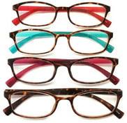 Four Reading Glasses
