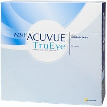 1-DAY ACUVUE TruEye 90pk contact lenses