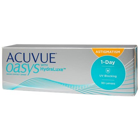 ACUVUE OASYS 1-Day for Astigmatism 30pk contacts