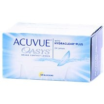 ACUVUE OASYS 2-Week 24pk contact lenses