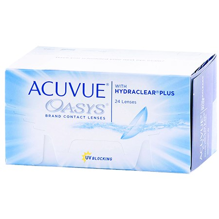 ACUVUE OASYS 2-Week 24pk contacts