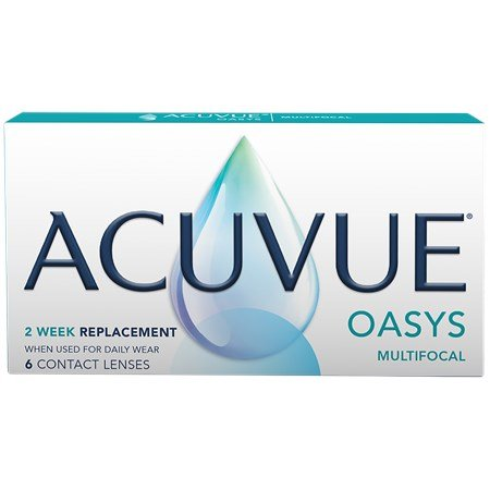 ACUVUE OASYS Multifocal contacts