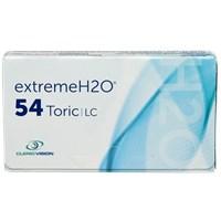 Extreme H2O 54 Toric 6pk contact lenses