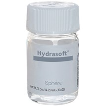 Hydrasoft Sphere Aphakic Thin Vial contact lenses