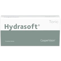 Hydrasoft Toric Thin 3pk contact lenses