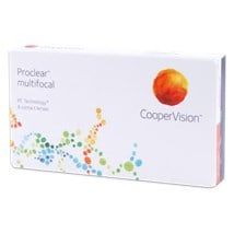 Proclear multifocal contact lenses