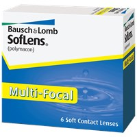 SofLens Multi-Focal contact lenses